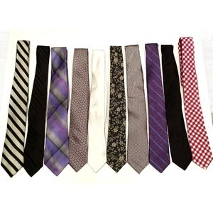Other - Bundle of 10 Assorted Ties